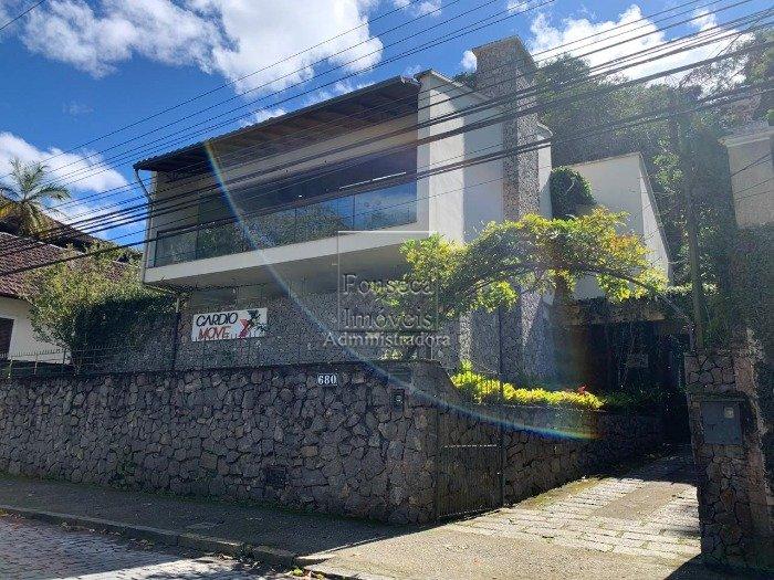 Casa Comercial Centro Petrópolis