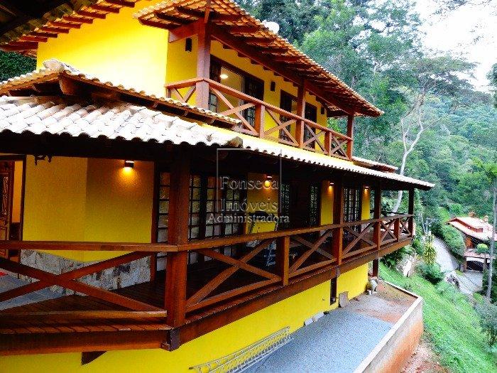Casa em Condominio em Pedro Do Rio, Petropolis (2316)