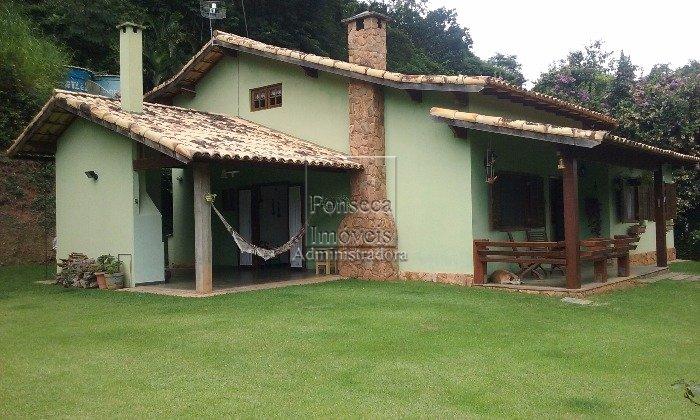 Casa em Condominio Secretário-fagundes Petrópolis
