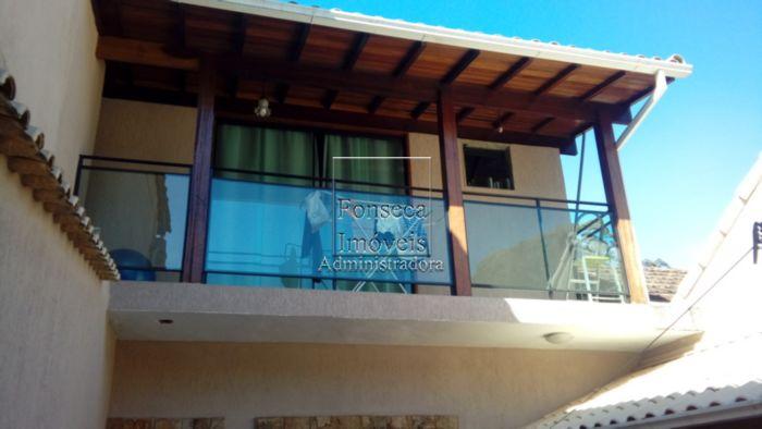 Casa em Cascatinha, Petrópolis (2453)