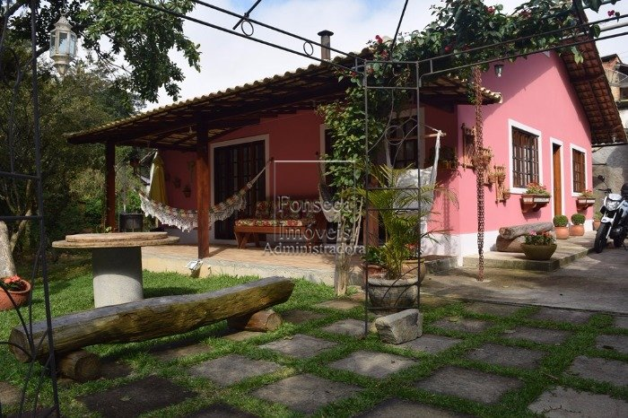 Casa Ch�cara Flora Petr�polis