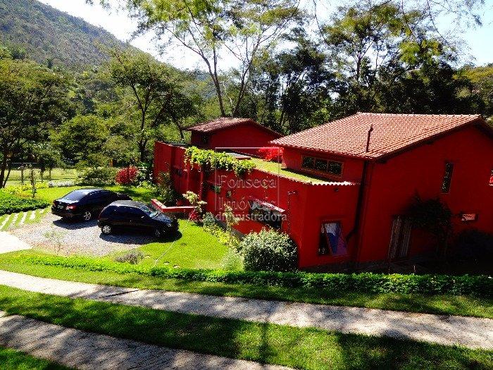 Casa em Condominio Secretário, Petrópolis (2630)