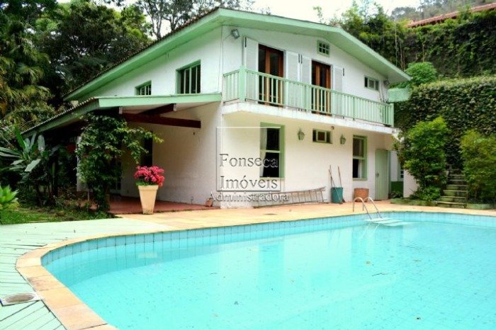 Casa em Condominio em Itaipava, Petrópolis (2787)