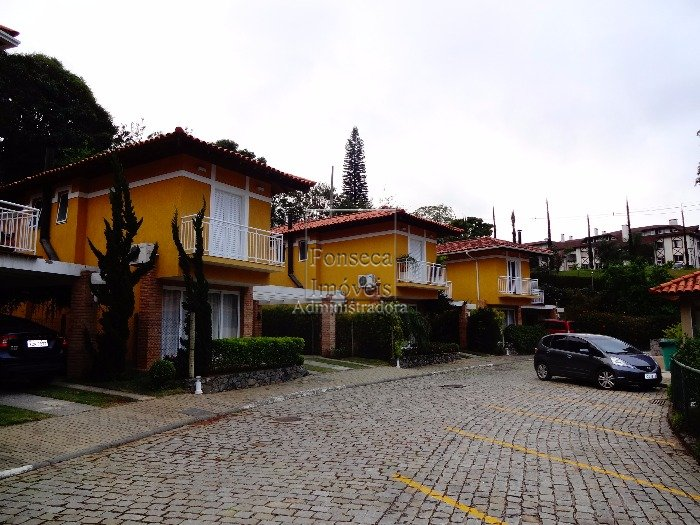 Casa em Condominio Nogueira, Petrópolis (2862)