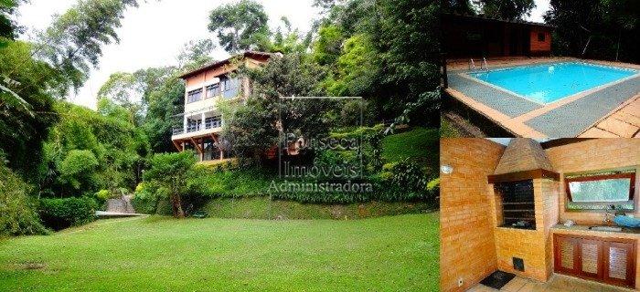 Casa em Condominio em Itaipava, Petrópolis (2919)
