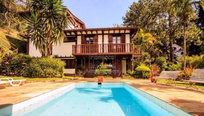 Casa em Fazenda Inglesa, Petrópolis (3103)
