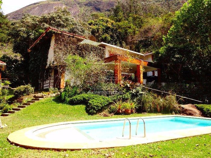 Casa em Condominio Itaipava, Petrópolis (3152)