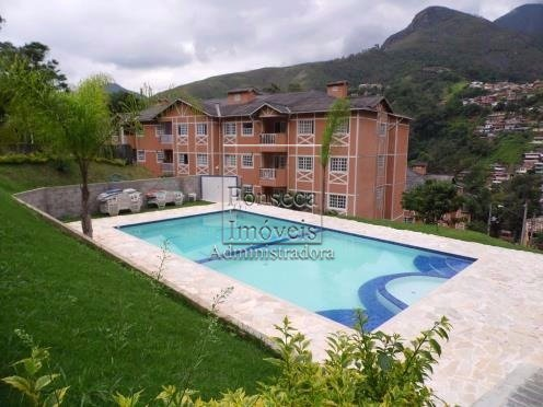 Apartamentos em Corrêas, Petrópolis (3197)