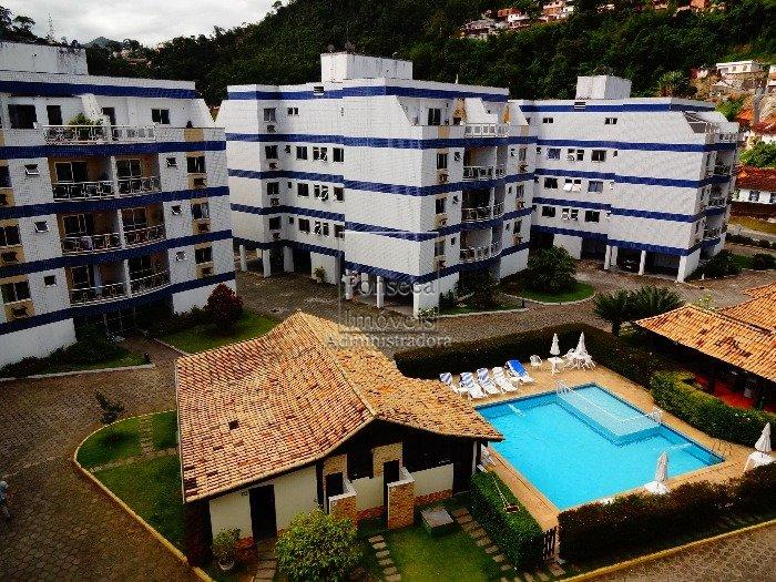 Apartamentos em Nogueira, Petrópolis (3508)