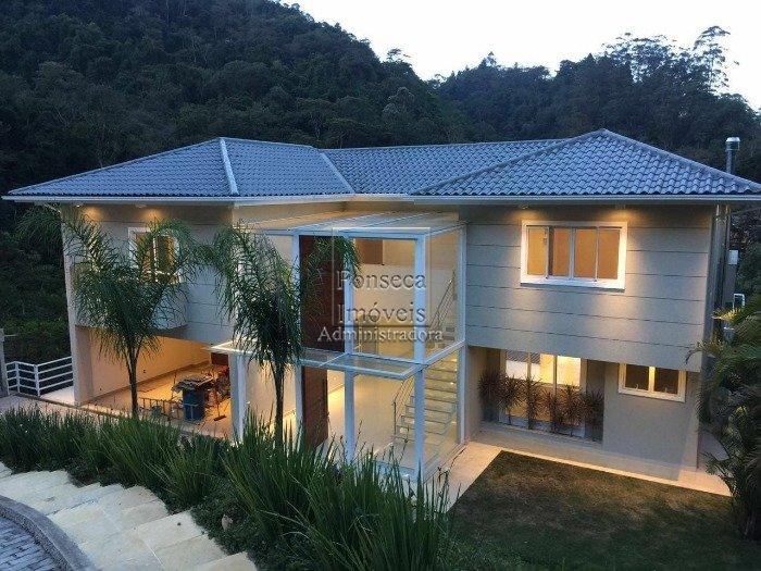 Casa em Taquara, Petrópolis (3663)