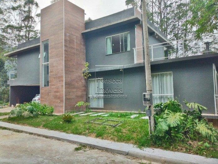 Casa em Condominio Quarteirão Ingelheim Petrópolis